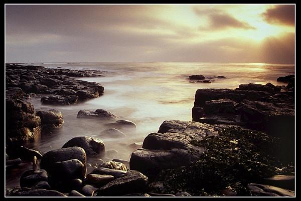 Northumberland coast by gordon.m