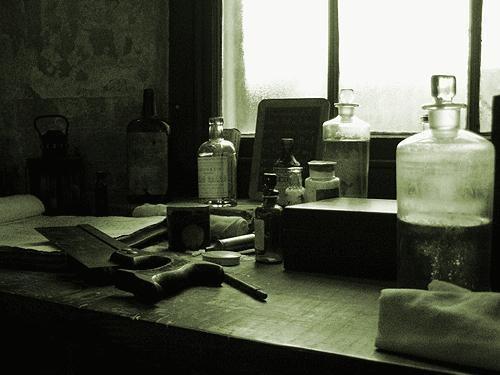 Bottles by alan a