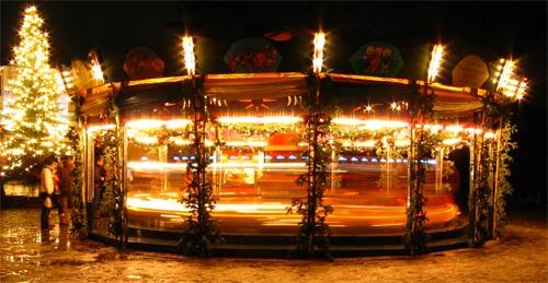 Merry-go-round by NigelAndrew