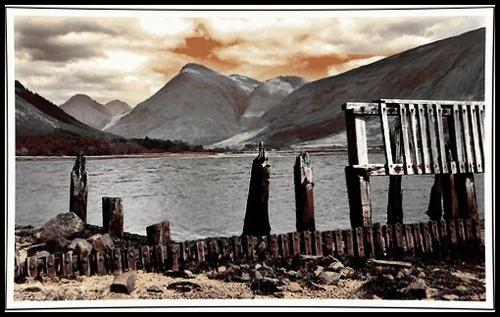 Loch Etive by dven