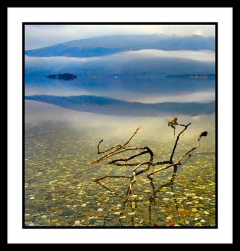 Stick and Stones by jeanie