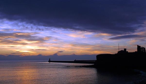 Blue Sunrise by Nixy