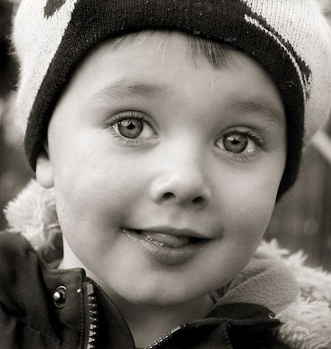 little boy by sarac