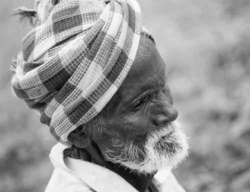 Old man -optimism by rajasekaranamie