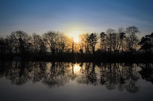River Ouse, Naburn, York UK by SmileySteve