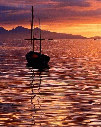 Rhum Sunset by dersk