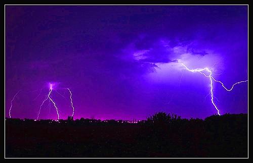 Lightning by Bainy