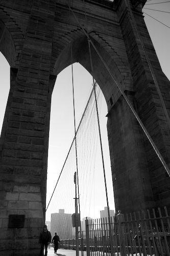 Brooklyn Bridge by jamess