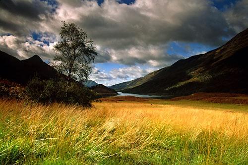 Loch Leven, Glencoe by neptune