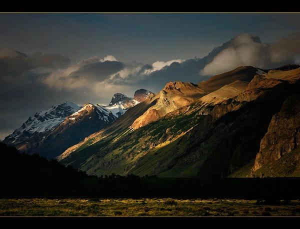 Patagonia II by Keelo