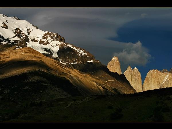 Patagonia III by Keelo