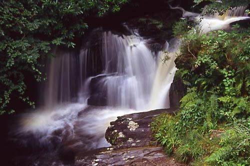 Killarney waterfall by saxon_image