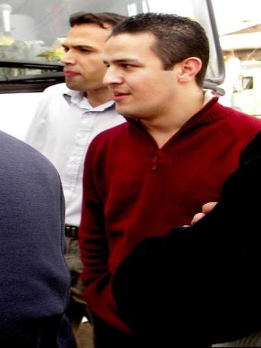 Young Iranian Politician by kombizz
