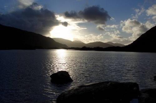 Sunset in Killarney by bradpete