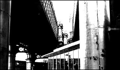 Metal, Concrete and Glass by JonJ