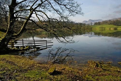 Loughrigg Tarn by walterL