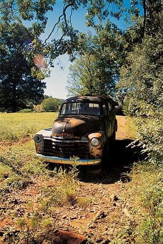 Old Car by SmileySteve