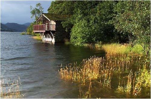 Ulswater Boathouse by photographerjoe