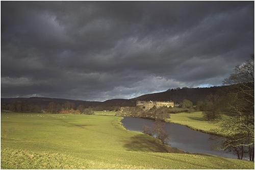 Storm over Chatsworth by photographerjoe