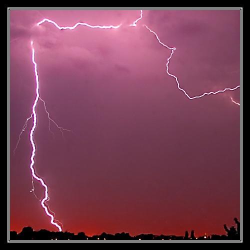 Lightning 3 by Bainy