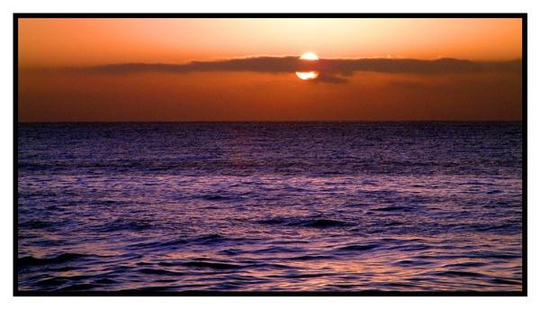 Sunrise by DPWeeks