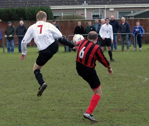 Kung Fu Football by bigtony