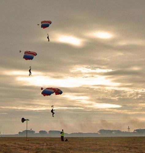 Airshow by RoddBC
