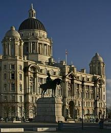 Liverpool Port Authority Building