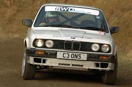 Pat's BMW