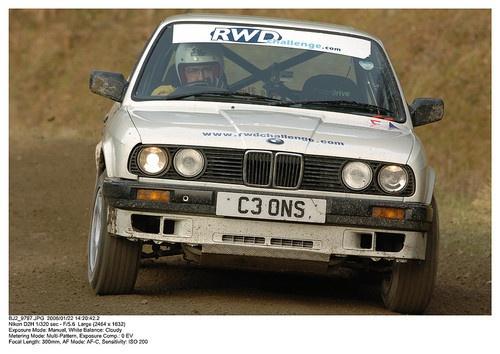 Pat\'s BMW by barneyj