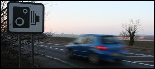 Speed Camera by fredforsyth