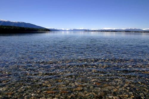 Lake Te Anau by brad
