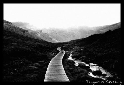 Tongariro Crossing II by bond
