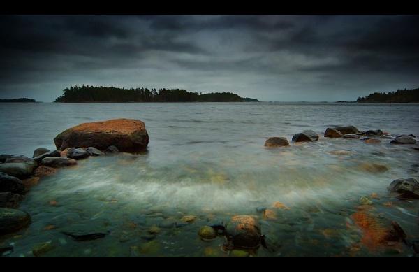 Rush For Shore III by solkku