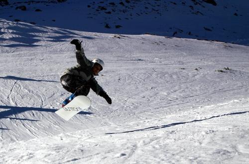 snow jump by jpaul