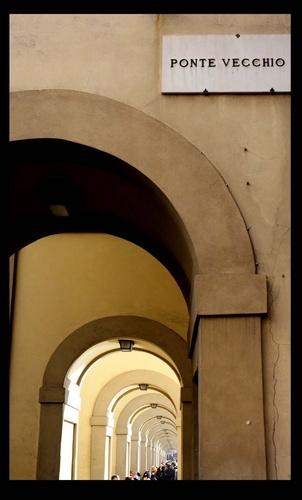 Ponte Vecchio - Florence by jimweir80