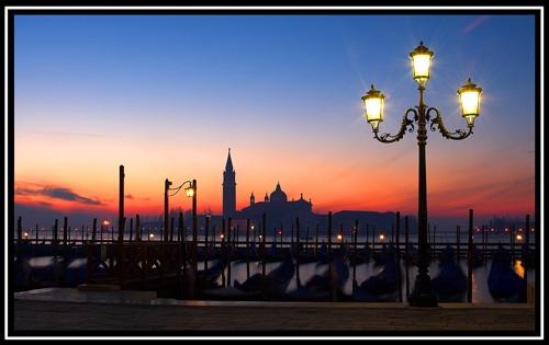 Another Venetian Dawn by 1nten5e