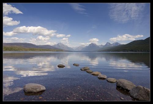 Mc Donald Lake by ghibby