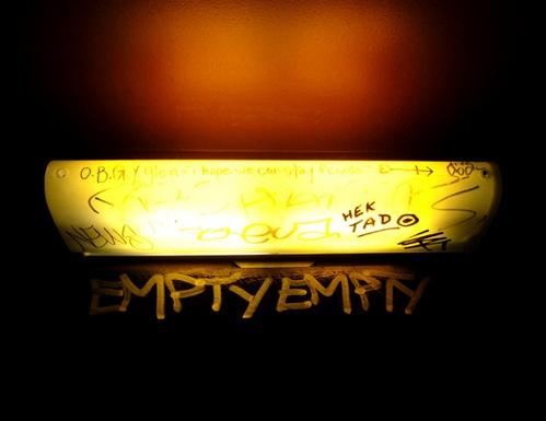 Empty Empty by MrSpencer