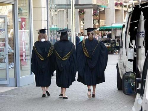 graduation by SueMarshall