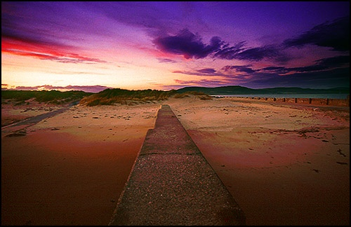 Embo Pier by robs