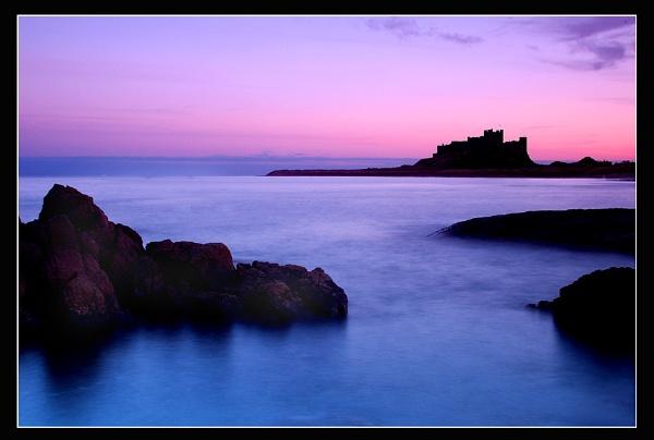 sunset castle by gordon.m