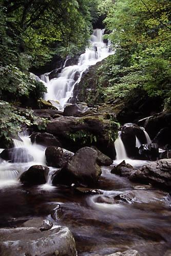 Torc waterfall by saxon_image