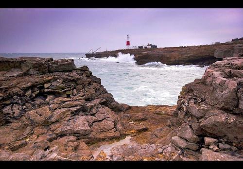 Stormy Seas III by geoffash26