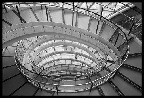 City Stairs by NigelAndrew
