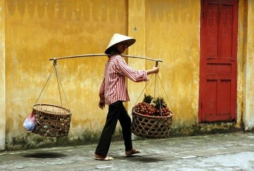 street vendor by khanhnguyen