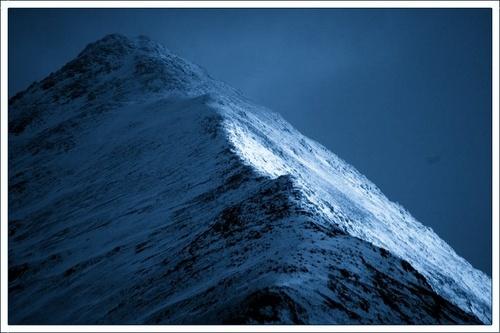 Cold Ridge by hsreid