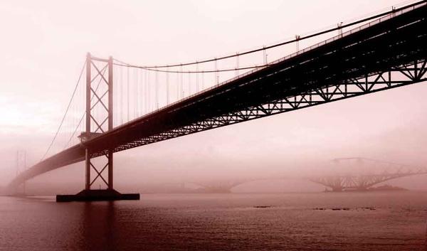 Forth Rd Bridge by stulam