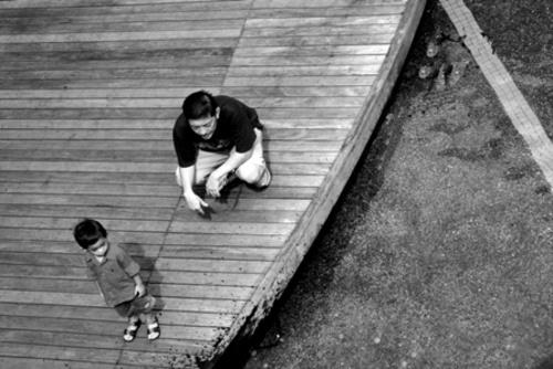 Like father like son by HollieP