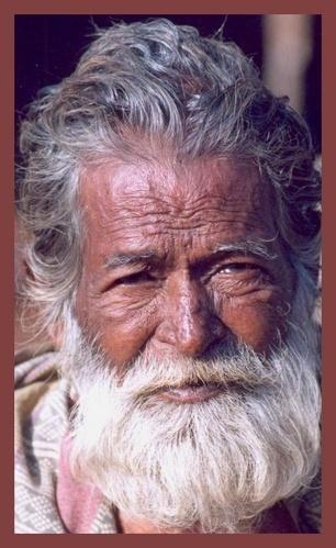 An old man by rajasekaranamie